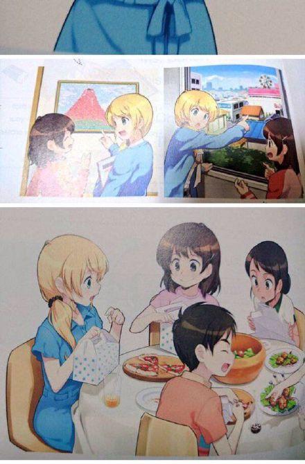日本英语课本出本子有望 幕后画师ねこげんき曝光-看客路