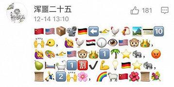 比如六学语录的emoji化