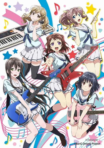 想要直接做个四季动画,武士道女子乐队偶像企划《BanG Dream》的野心-看客路