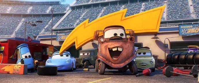 2017.[喜剧/动画][[赛车总动员3:极速挑战/Cars 3:闪电再起(台) 迅雷下载]图片 第3张