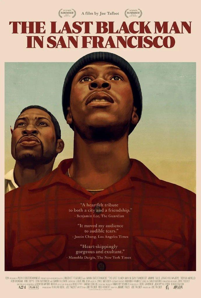 2019 美国《旧金山的最后一个黑人》圣丹斯电影节