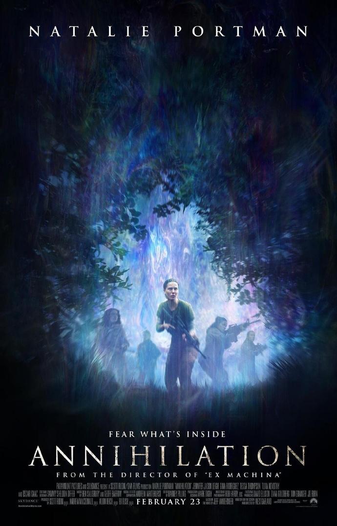 2018娜塔莉波特曼科幻《湮灭》BD1080P.国英双语.中英双字