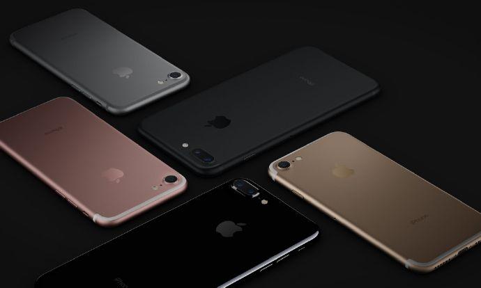 苹果发布 iPhone 7 以及 AirPods 无线耳机 - 中国首发,5388 元开始预售 haoke8.com