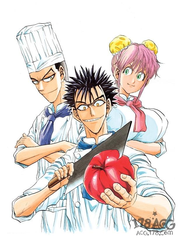 西条真二的漫画「鉄鍋のジャン!! 2nd」明年开启连载!-看客路