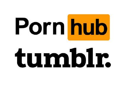 """""""曲线救汤""""?Pornhub正在考虑收购Tumblr"""