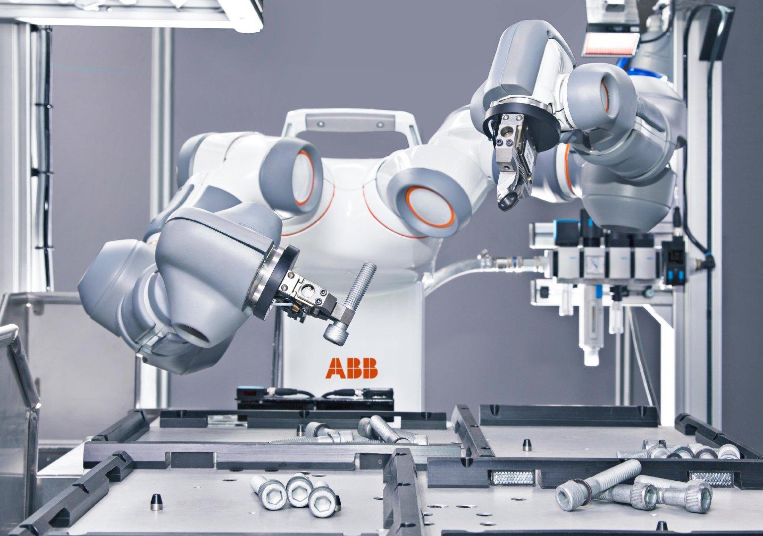 ABB工业机器人相关资料分享
