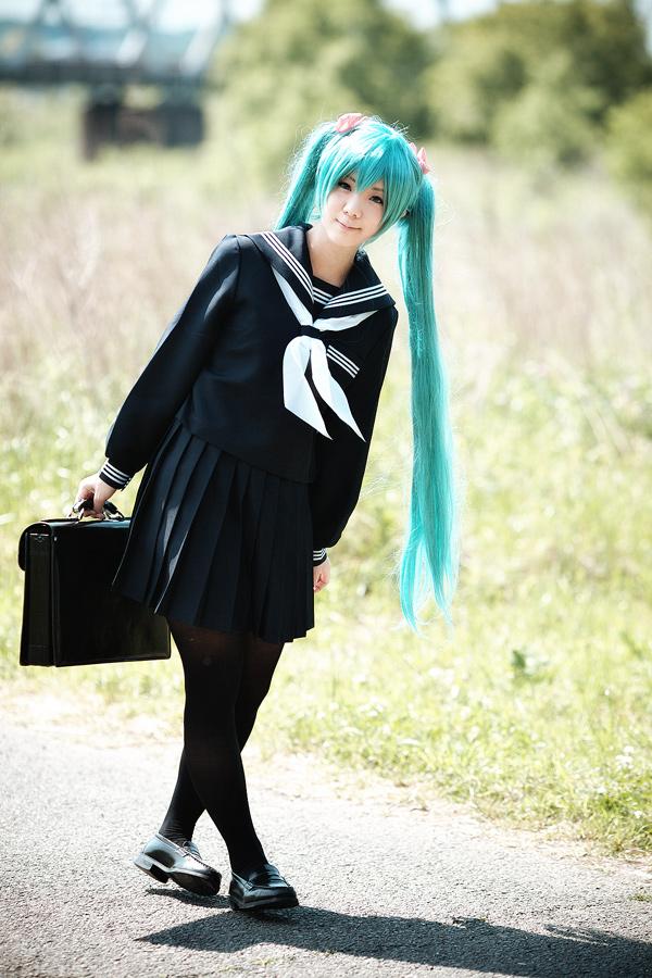 【cosplay】[ketaro] Miku ROM-a【acgloc】