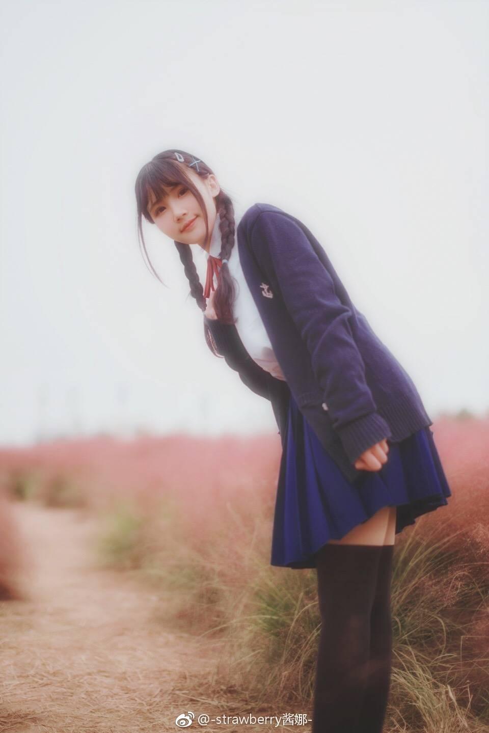 【cosplay】绝对领域黑丝福利|03-14-【acgloc】
