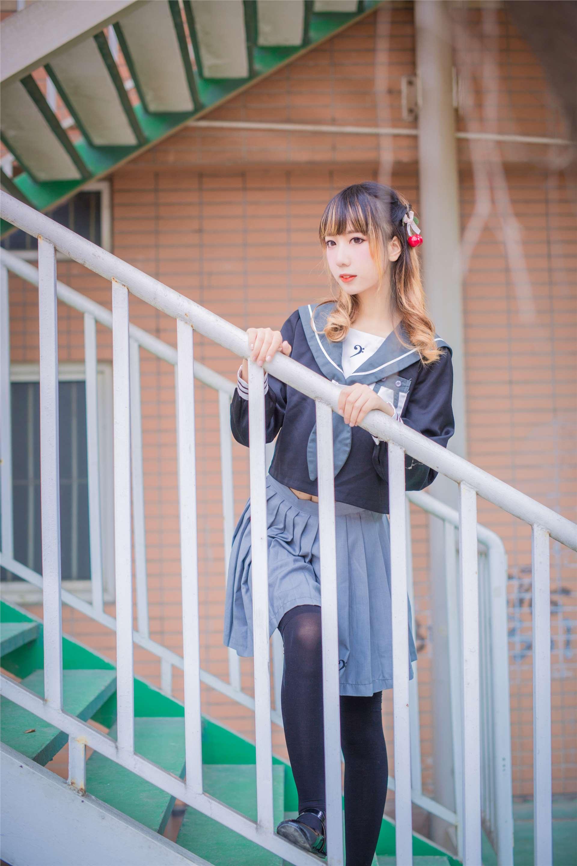 【COS福利】绝对领域黑丝福利|03-19-【acgloc】