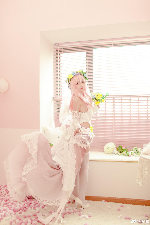 【萌妹子网7.30】@嘎潼的索尼子花嫁ver(9P)