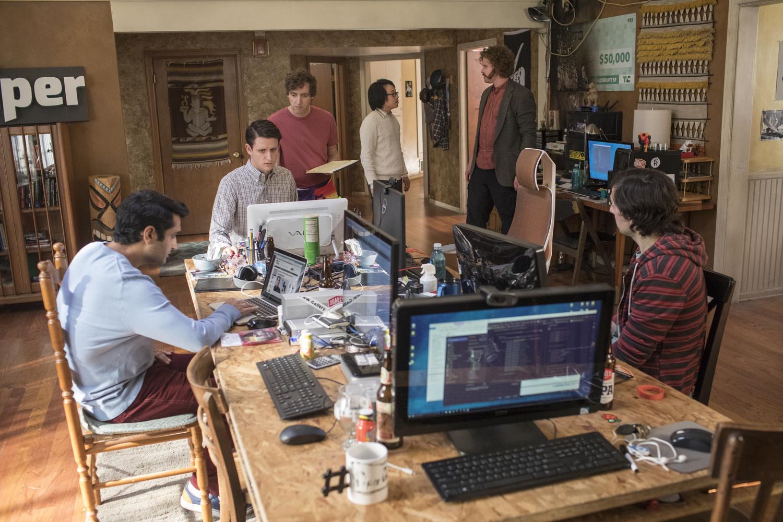 2017.[喜剧/情景][硅谷第四季全集.Silicon Valley Season.S04]720P.迅雷高清下载图片 第2张