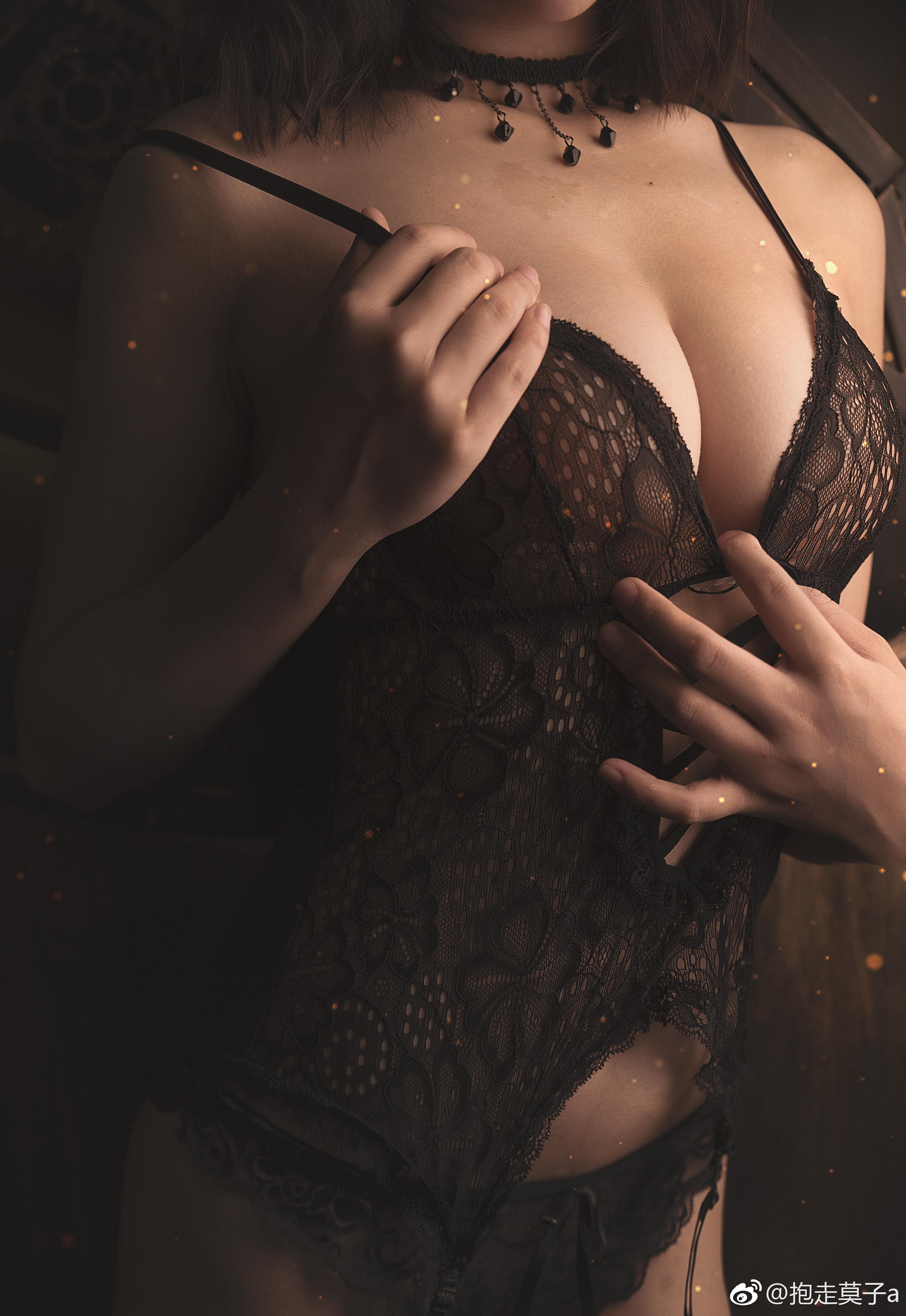 萌妹子的微博5W粉丝福利,少女内衣私房写真 美女写真-第6张