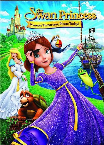 天鹅公主:明日公主今日海盗在线观看