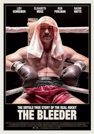 流血的拳击手在线观看