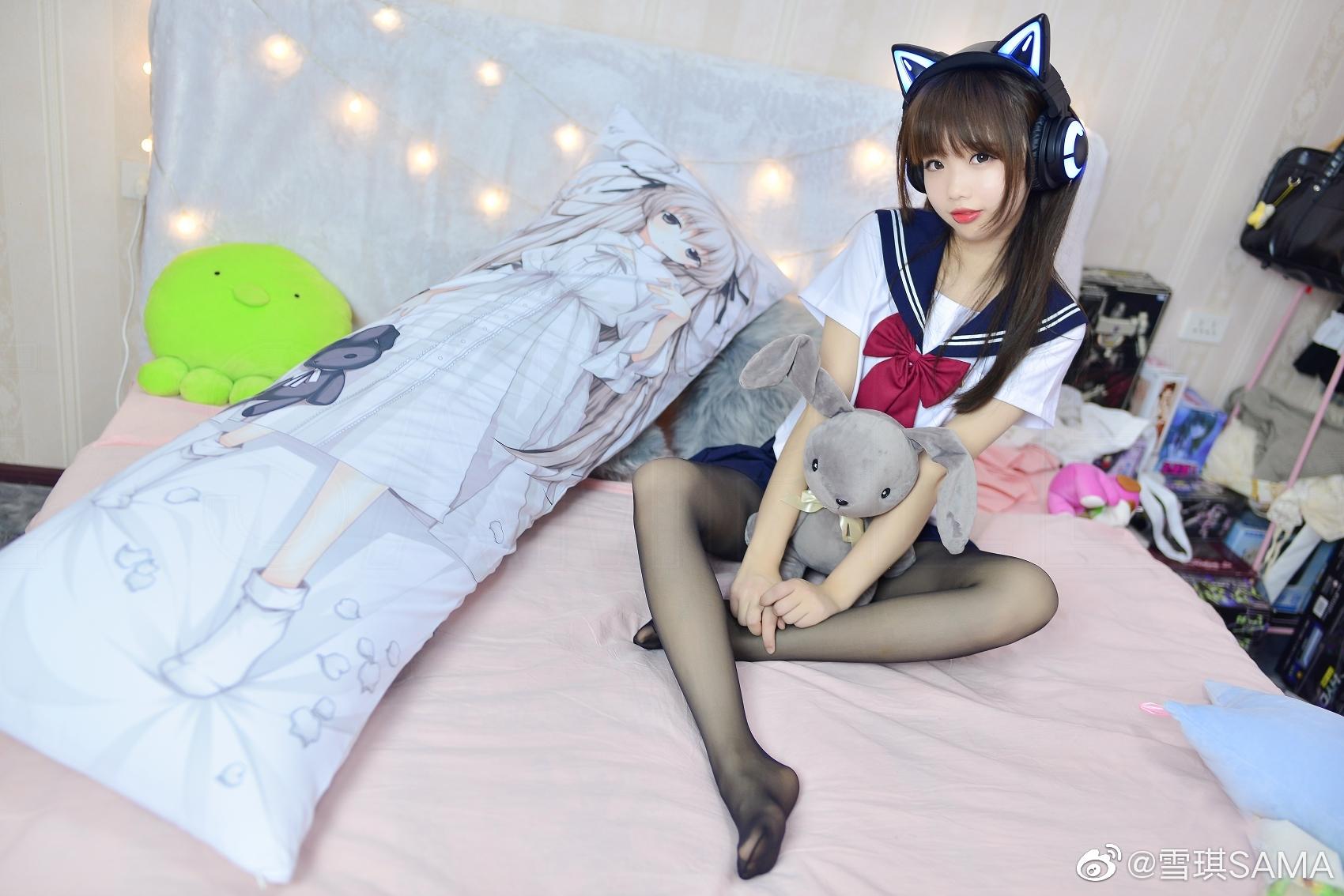 这就是你喜欢的JK制服小姐姐吗?