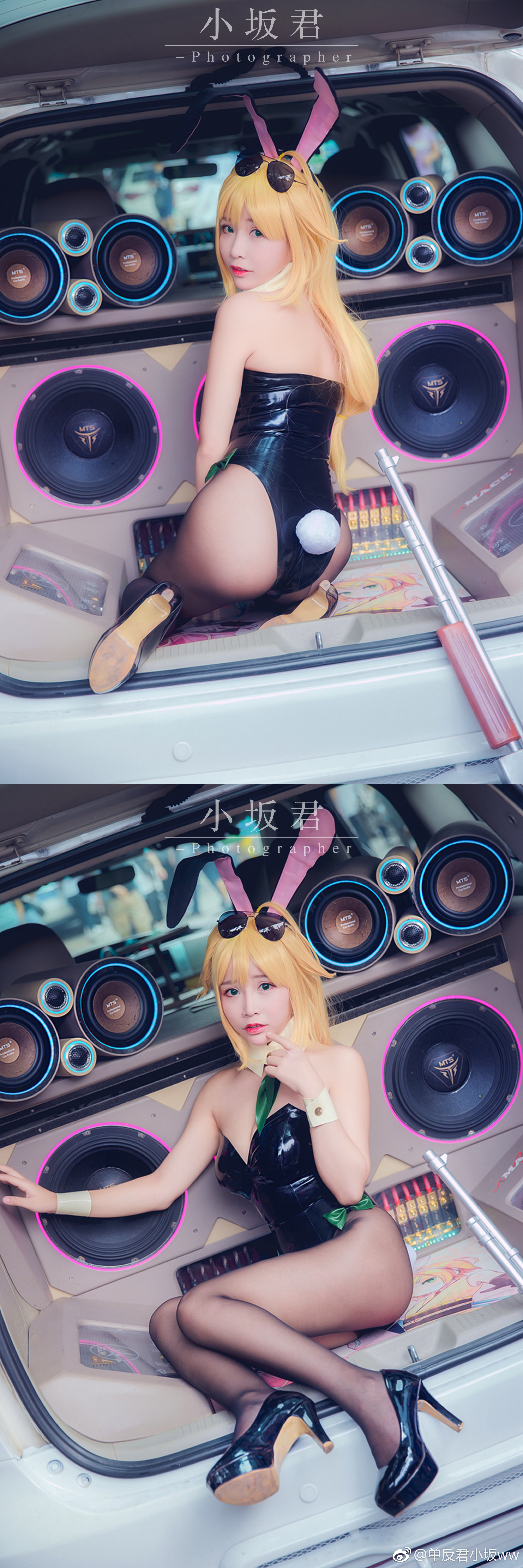 YACA动漫展上的少女前线兔女郎Cosplay(9P)