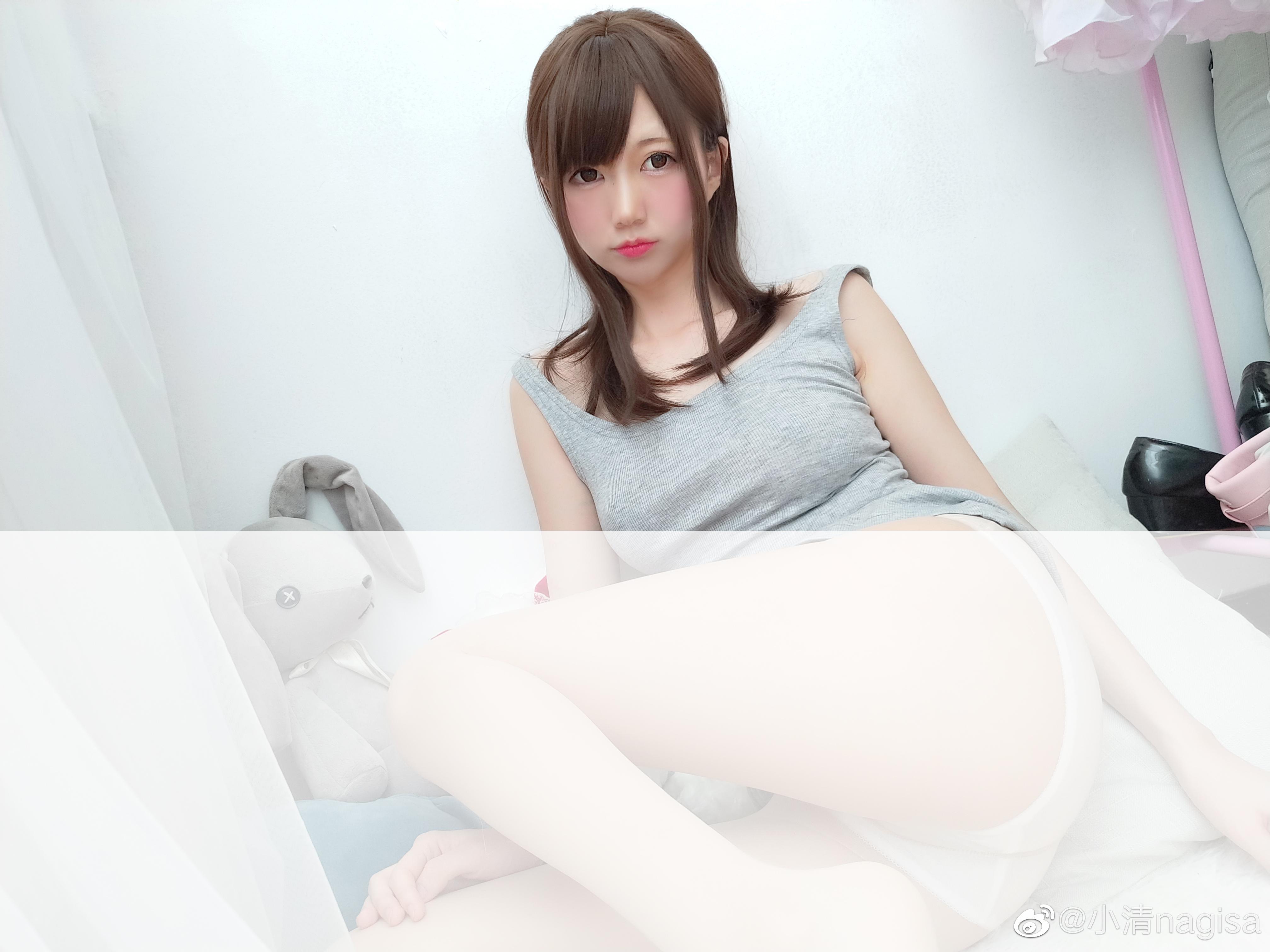 nagisa魔物喵小姐姐的日常-居家服(7P)