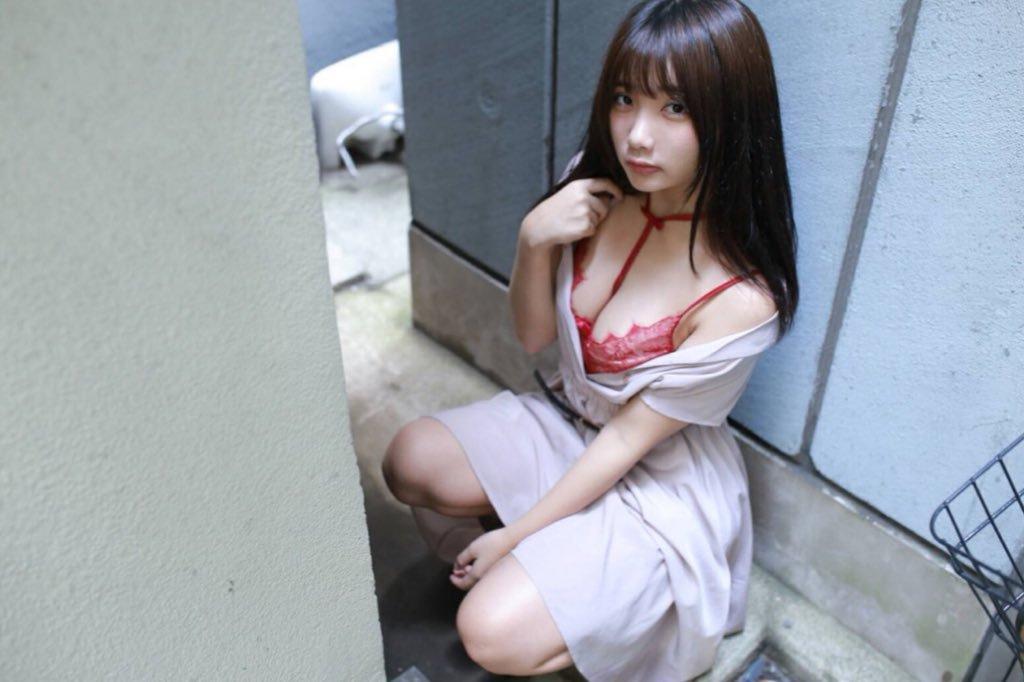 19岁日本萌妹水沢柚乃写真欣赏 美女写真-第3张
