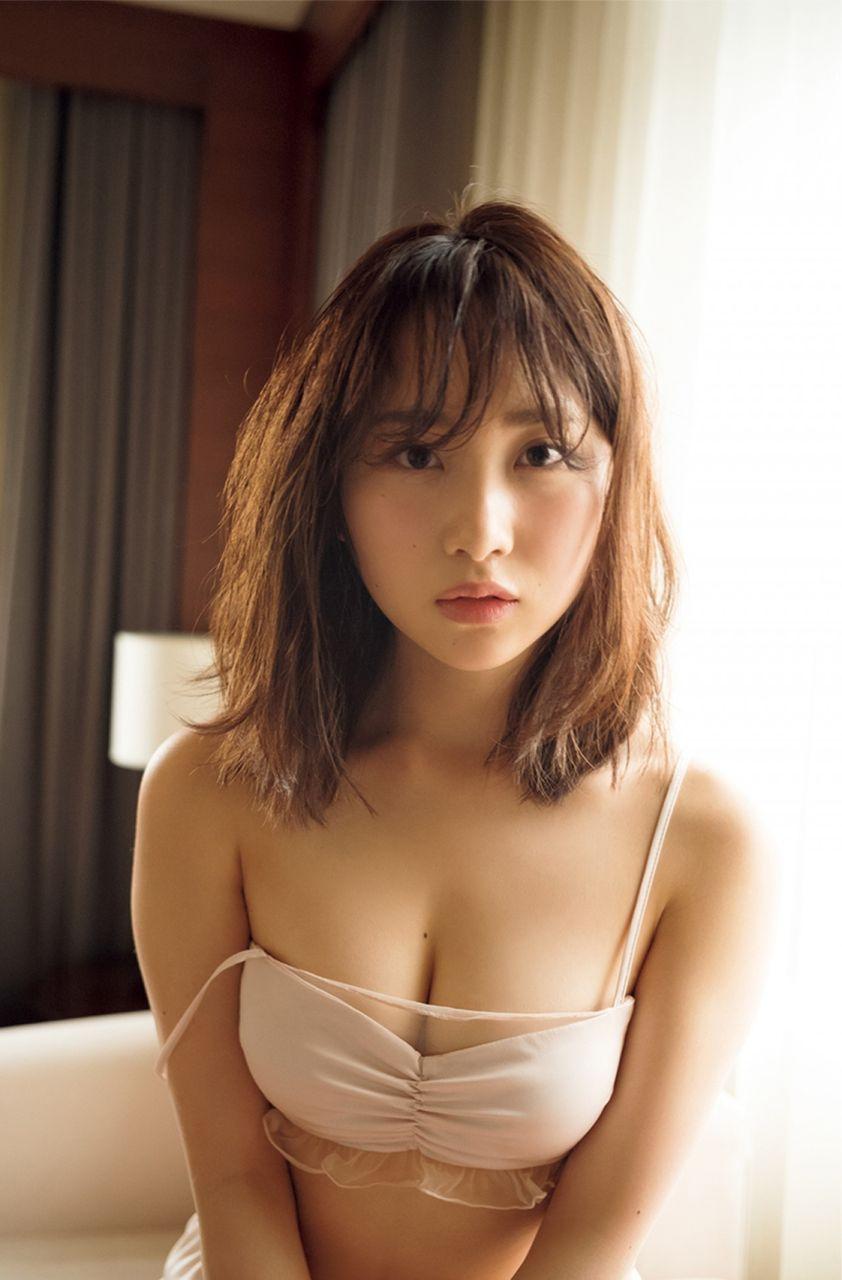 97年的AKB48成员高桥朱里(9P)
