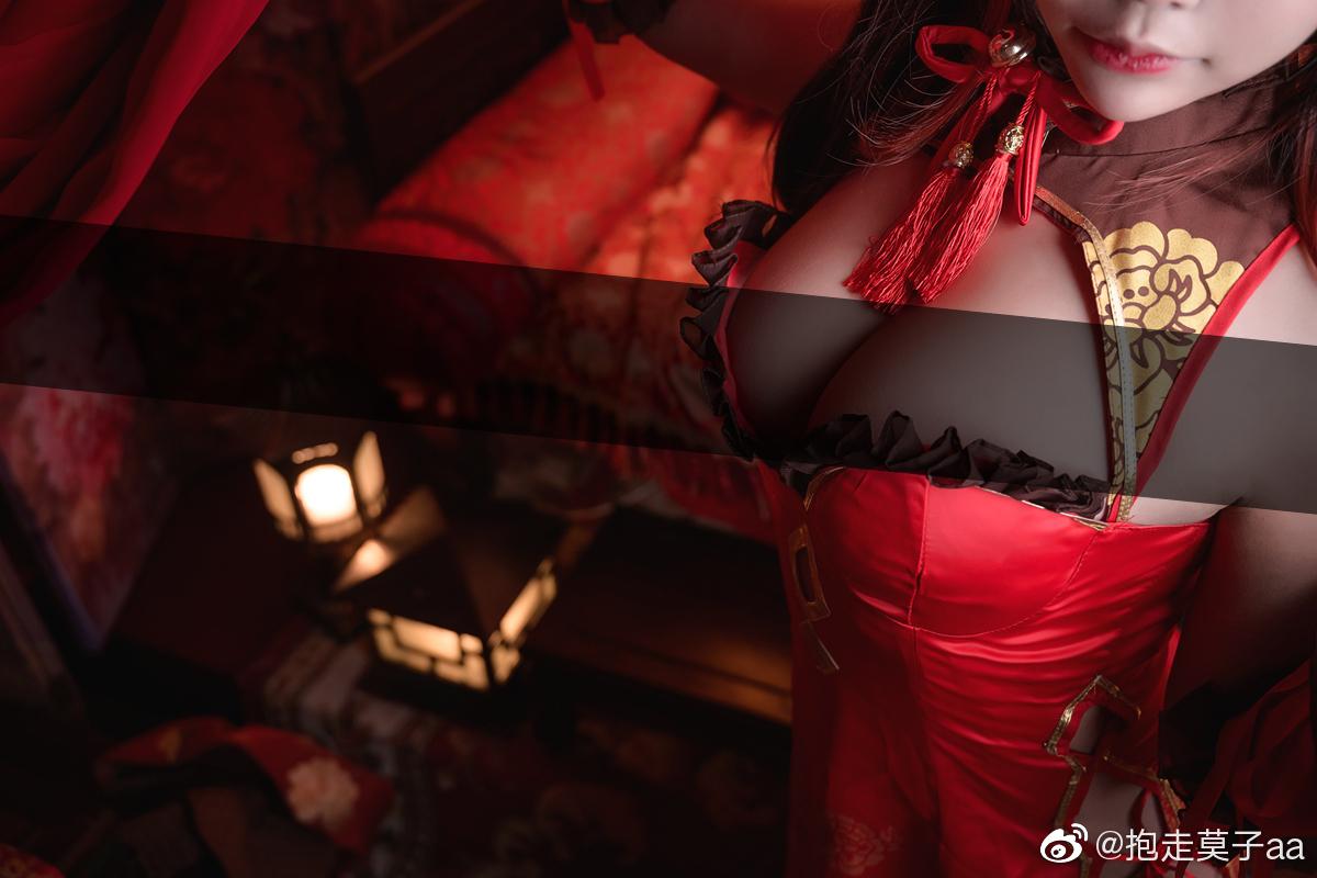 新年快乐,约会大作战狂三Cosplay(17P)