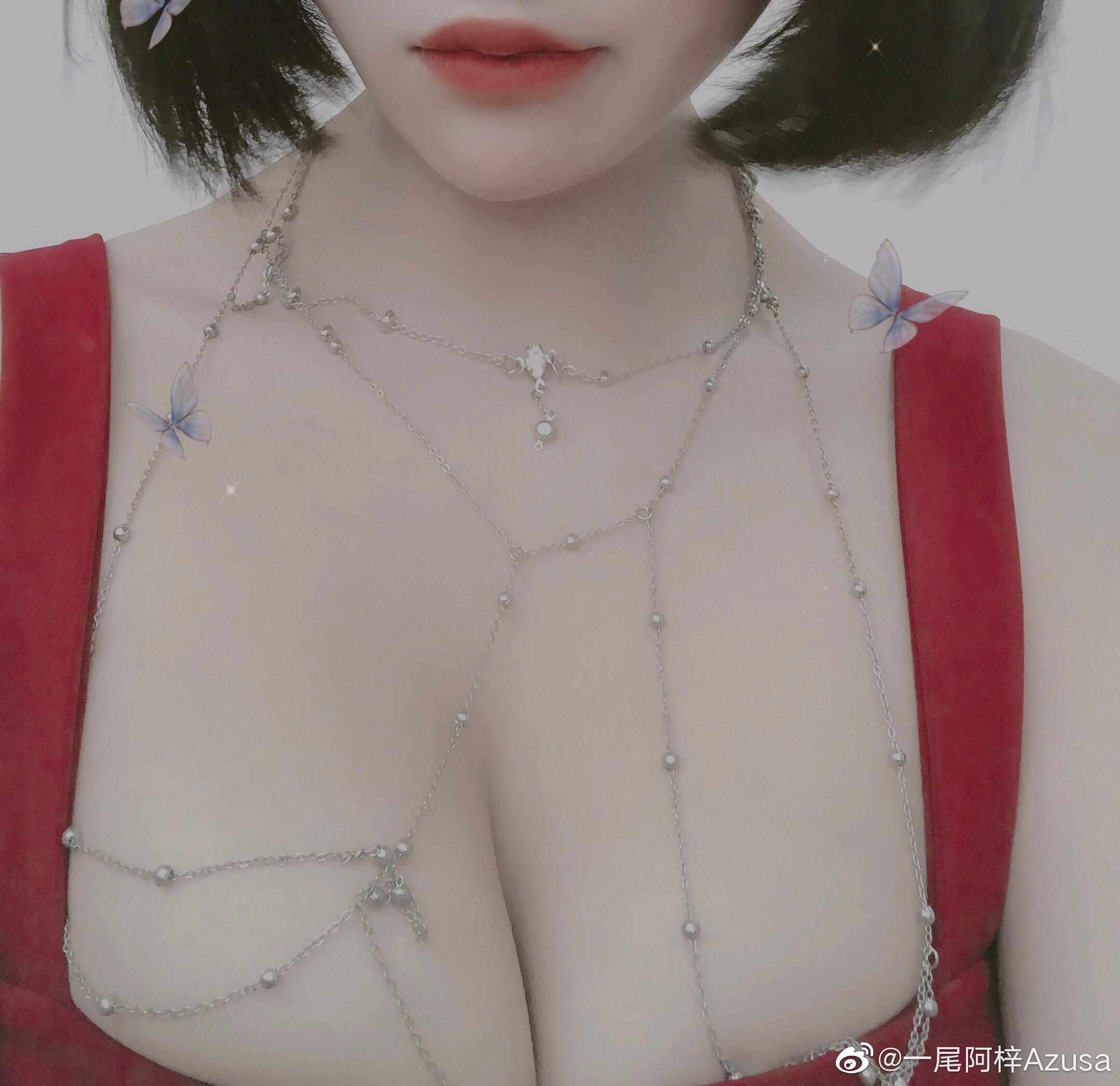 一尾阿梓Azusa近期胸器收集含动图(32P)