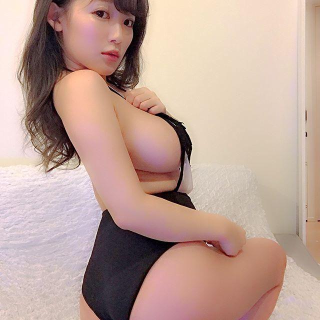 I罩杯童颜巨乳写真女优天木纯ins自拍福利(46P)  撸管图片  第4张