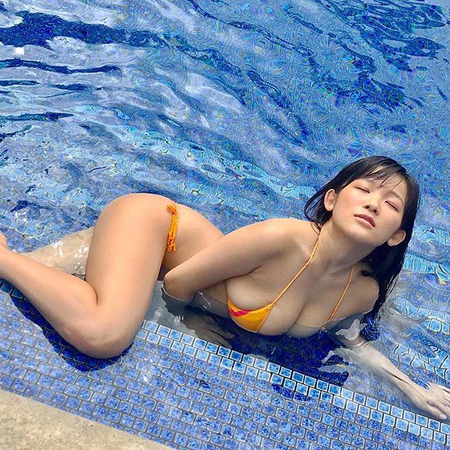 I罩杯童颜巨乳写真女优天木纯ins自拍福利(46P)  撸管图片  第19张