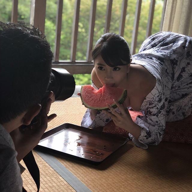 森咲智美近期ins福利杂图合集(附最新写真番号)