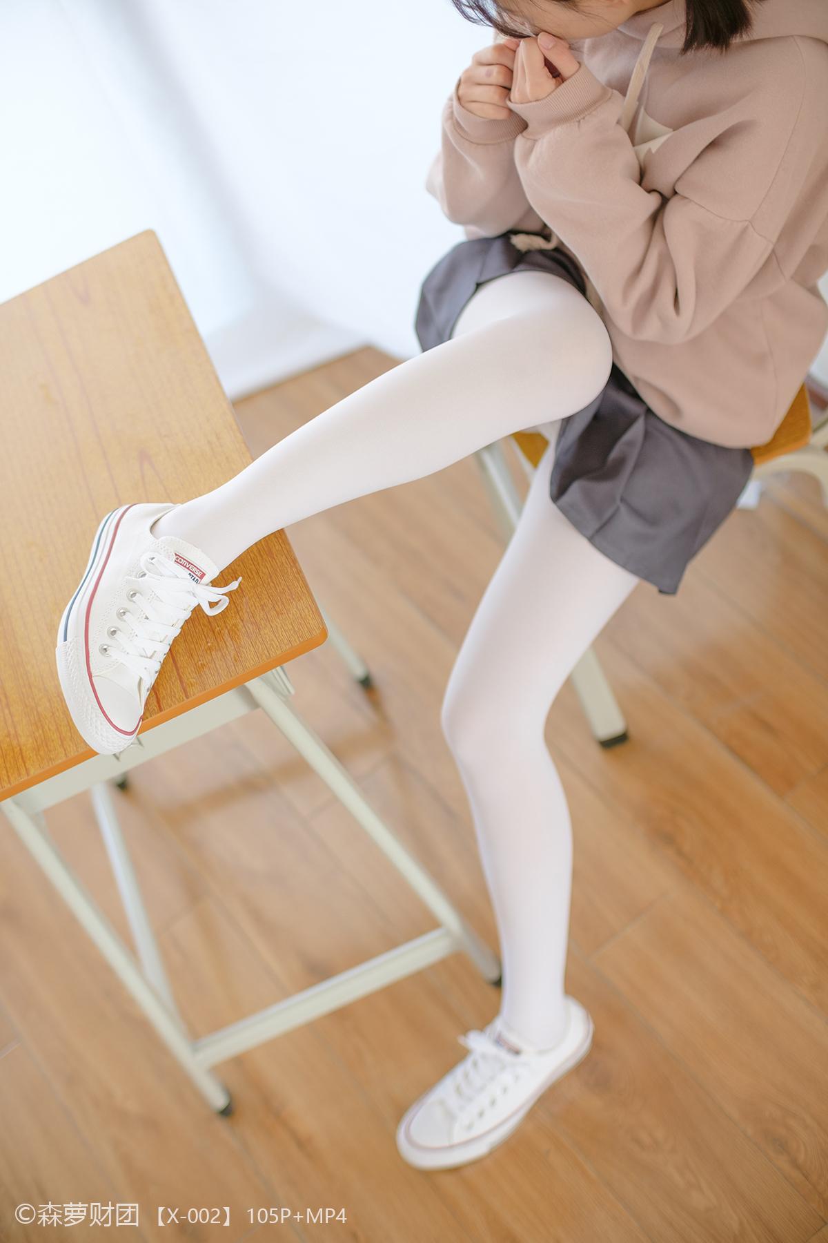 每日妹子图:绅士玩物腿玩年萝莉妹子遥遥子白丝福利