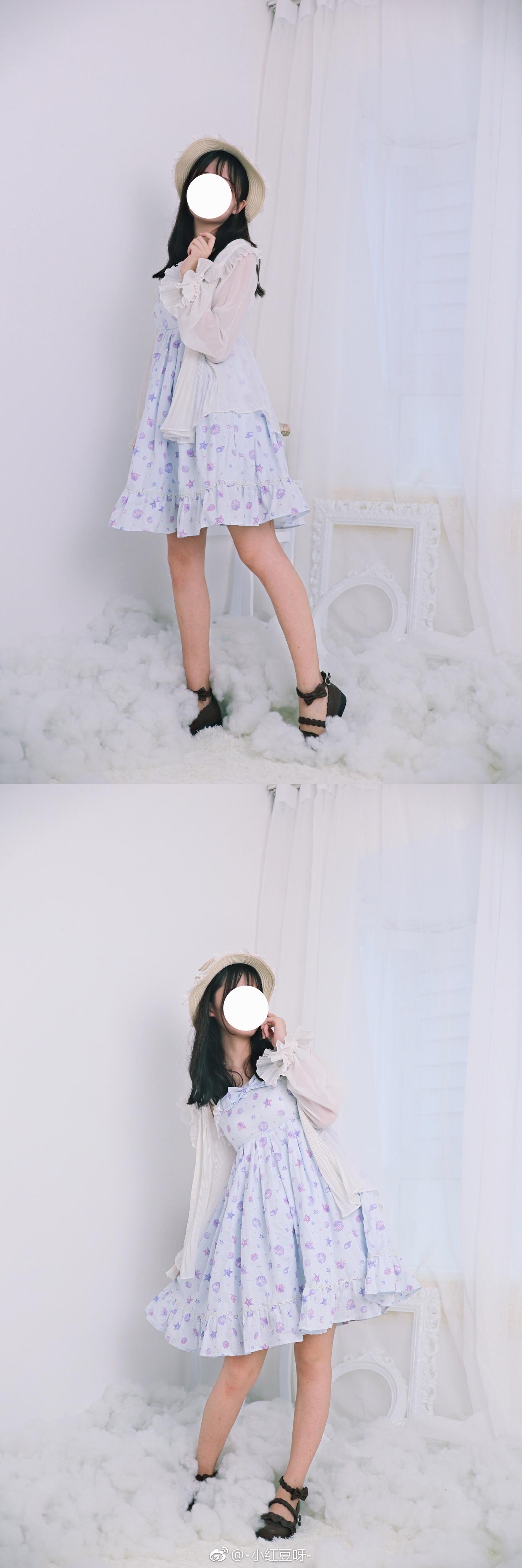 真正的萌妹子@小红豆呀,像小仙女一样 美女写真-第3张