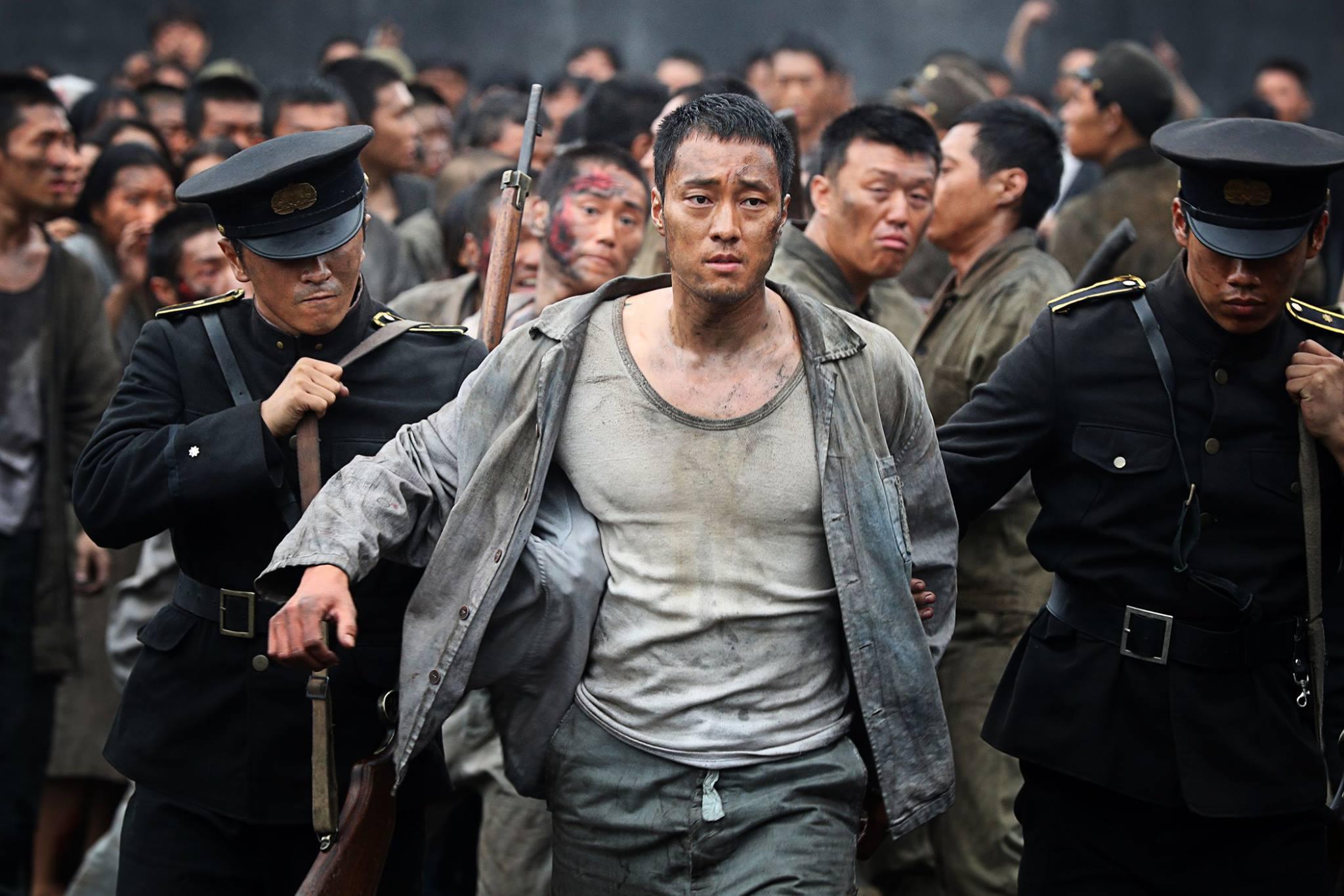 韩国抗日片军舰岛:高清版百度网盘下载