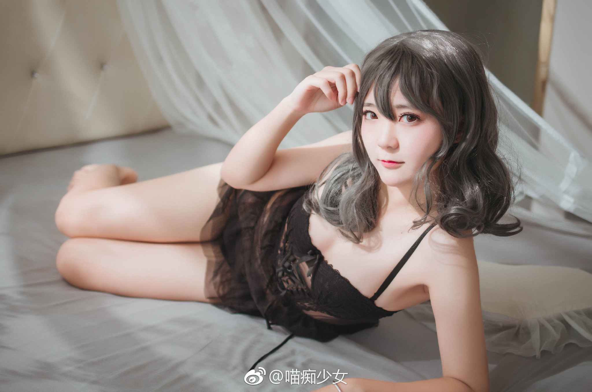 萌妹子的性感私房写真,内衣很好看(9P)