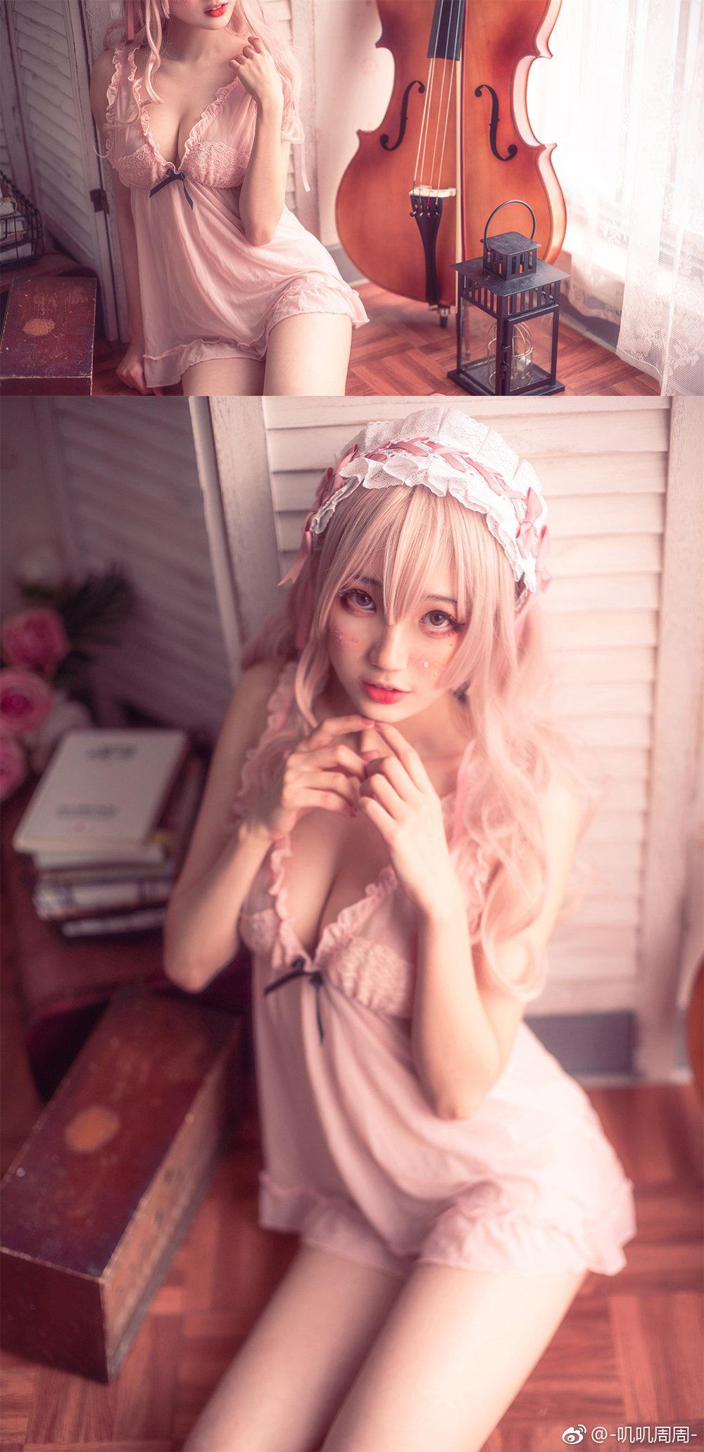 少女私房写真,这么粉嫩,是心动的感觉(9P)