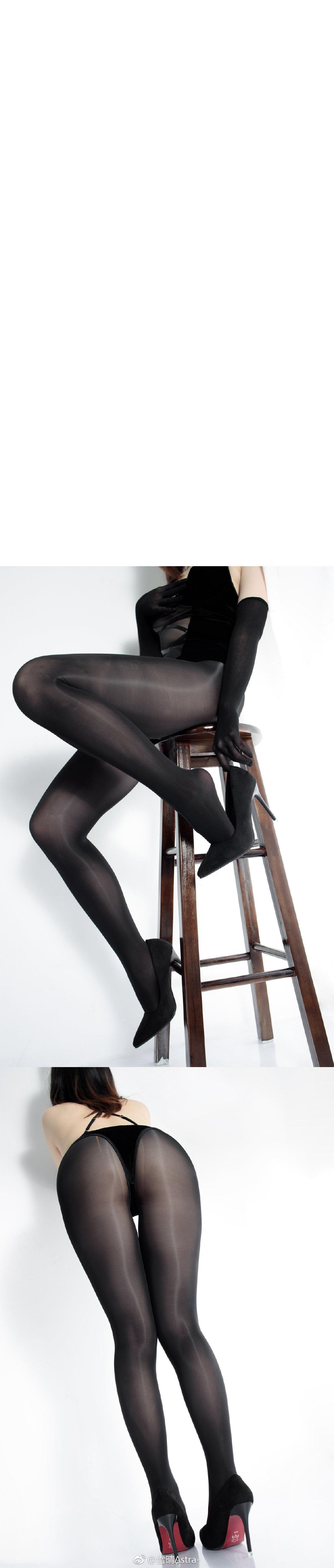 森萝财团WTMSB-002写真,这组丝袜质感真棒