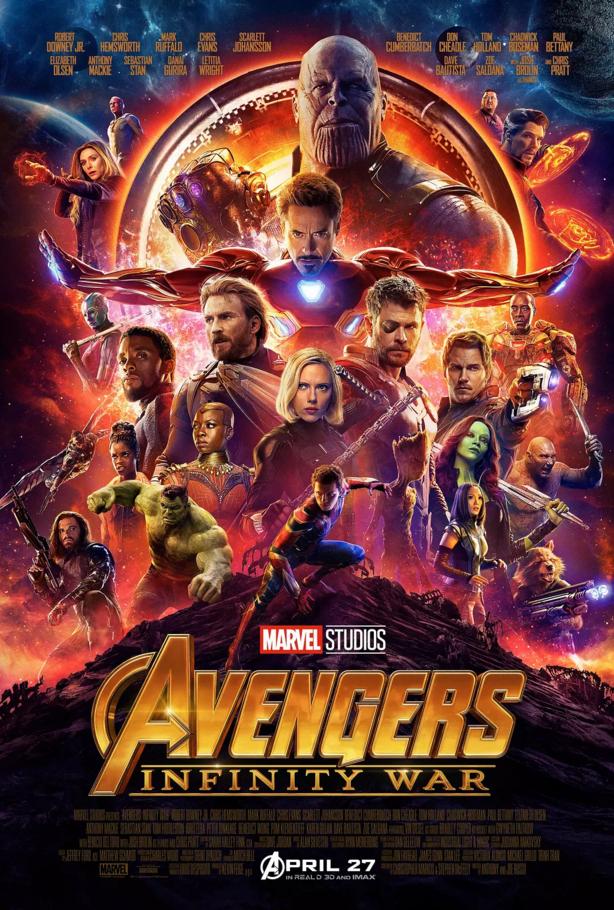 2018.[动作/科幻][复仇者联盟3:无限战争/Avengers: Infinity War]高清资源下载图片 第1张