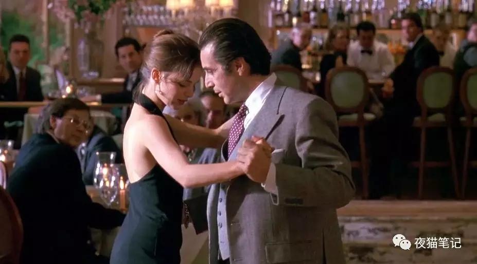 《闻香识女人》你从没想过要翩然离去,心里又渴望留下?图片 第9张