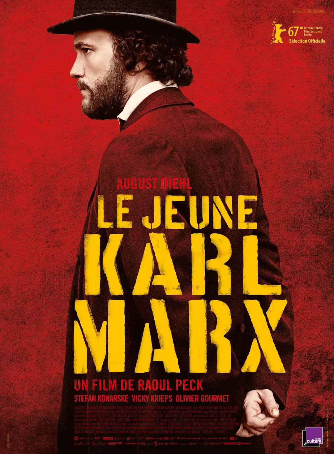 2017.[剧情/传记/历史][青年马克思/Le jeune Karl Marx ]高清资源下载图片 第1张