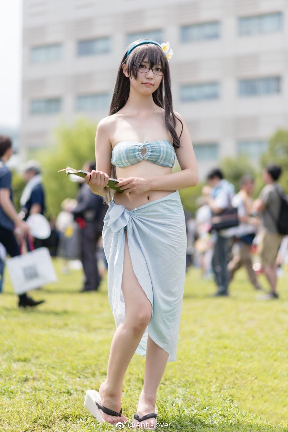 日本C94动漫展上的Cosplay小姐姐,附妹子名字(9P)