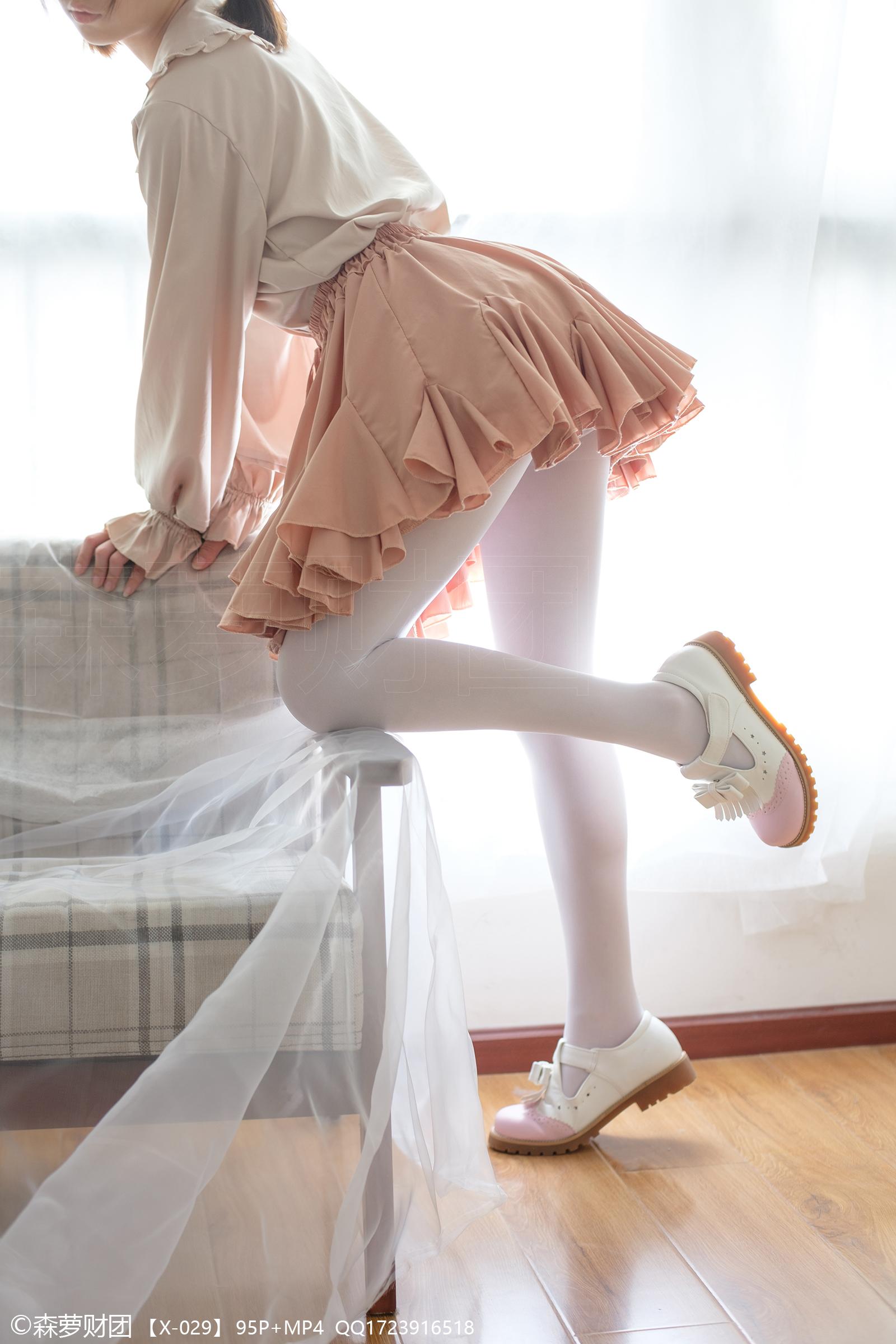 白丝大法好!森萝财团出品@遥遥子的萝莉美足(9P)