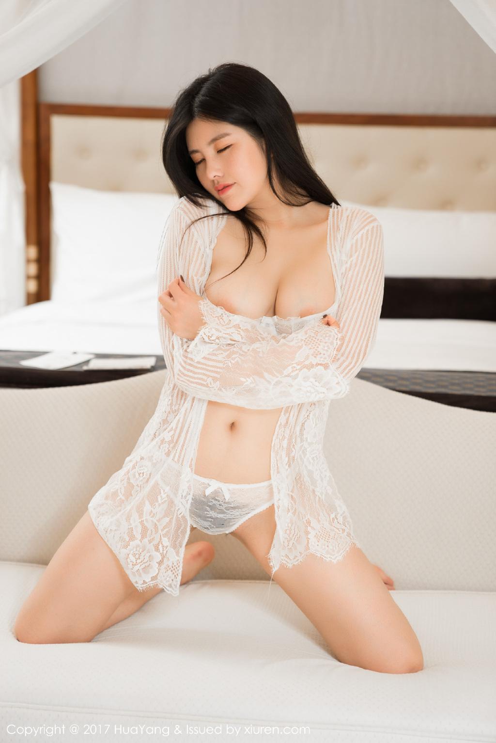 花漾美女写真在线欣赏:好身材模特娜露Selena(40P)