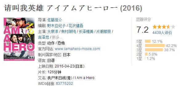 终于找到了一部堪比《釜山行》的丧尸片 就是《请叫我英雄》